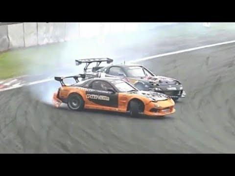 Formula DRIFT Japan Rd. 3 top 32 Fuji Speedway Livestream Replay