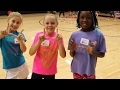Pac-12 women's basketball players on how sports can inspire, teach young girls