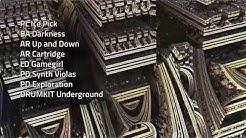 VPS Avenger - Retrowave 80s expansion - four original music sketches