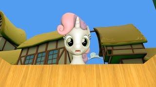 Cursed Pony Magic: Sweetie Belle