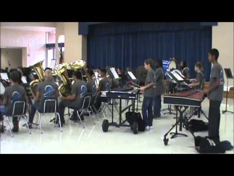 First Colony Middle School Band - School Spirit