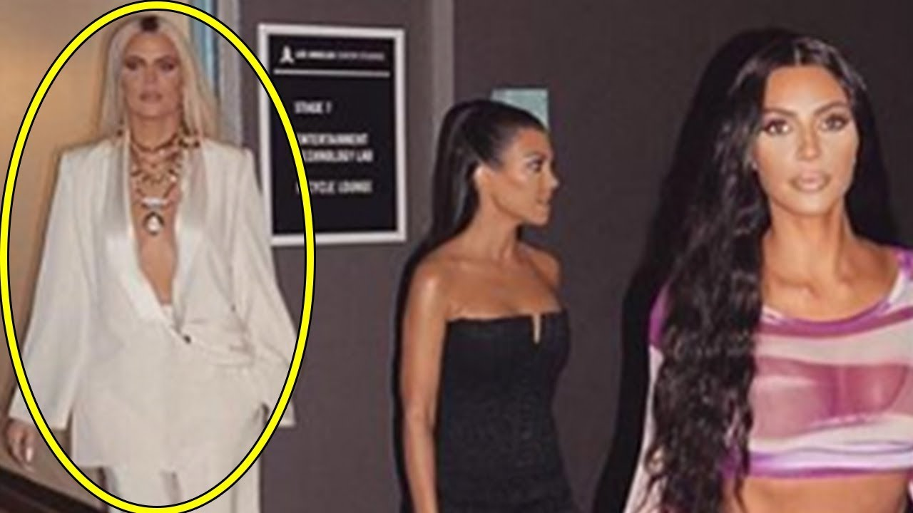 Kim Kardashian Posts UNEDITED Picture Of Khloe And Fans Spot MAJOR Difference!