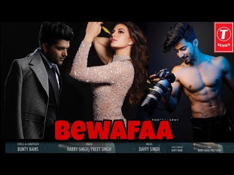 bewafaa-|-guru-randhawa-ft.-mr.-faisu-|-divya-khosla-kumar-|-official-music-video-2019-|-jacqueline