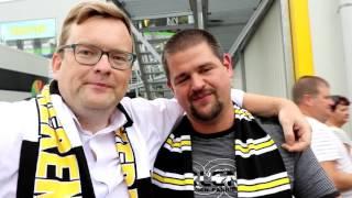 Sfeerverslag: KSC Lokeren - Club Brugge