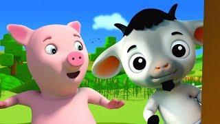 bebê Cabra   Canções Para Crianças   Baby Goat   Preschool Songs   Johny Johny   Kids Song