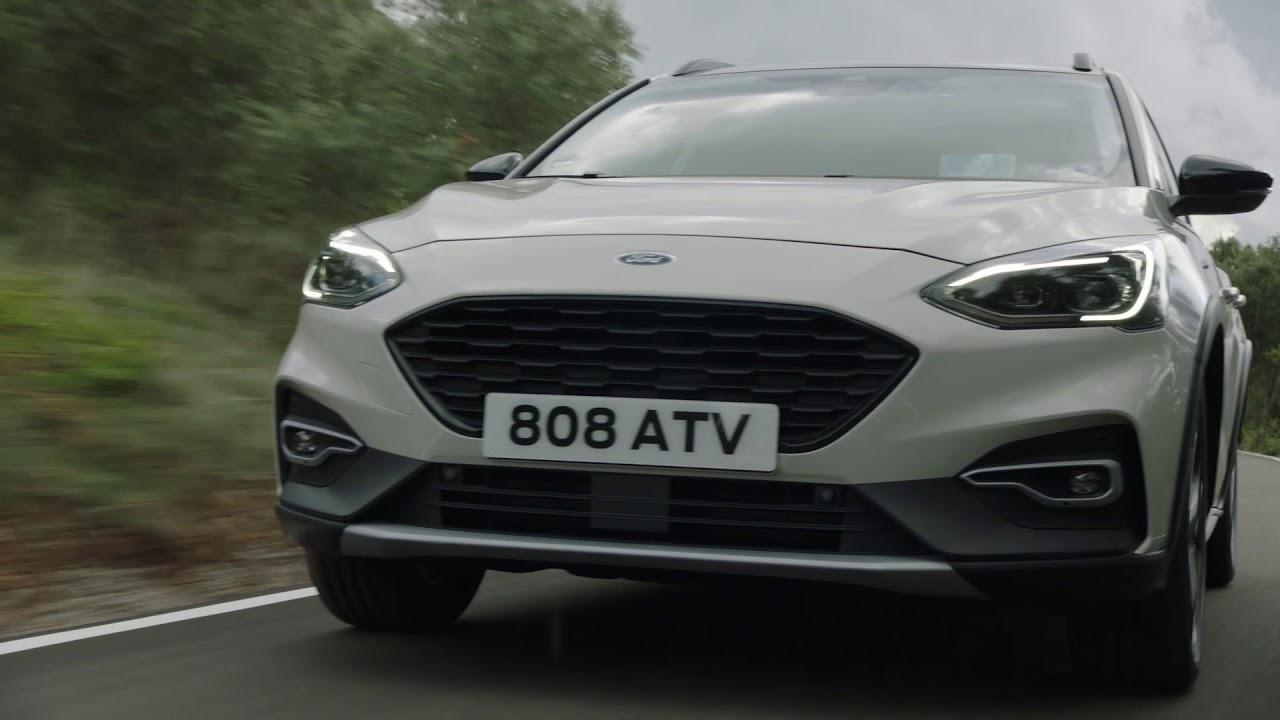 Ford Focus Sw Active Un Break Compact Sureleve Type Crossover