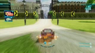 Тачки 2/Cars 2 Прохождение (Гонка №5)Xbox 360