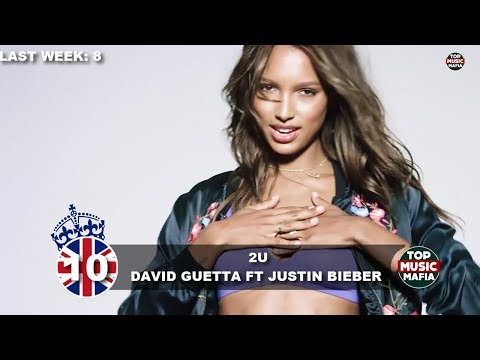 Top 40 Songs of The Week - July 15, 2017 (UK BBC CHART)