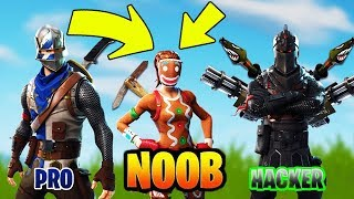 FORTNITE TWO HOURS A DAY FOR 30 DAYS! NOOB CHALLENGE! #DAY 2 | Fortnite Live Stream