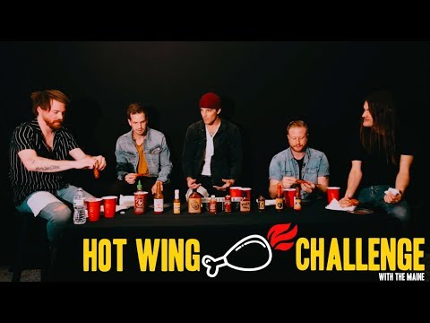The Maine - Hot Wing Challenge