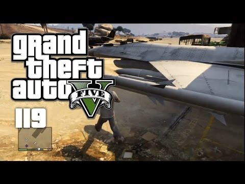 Let's Play GTA 5 #119 - Cargobob gekauft!! [blind/deutsch/HD]