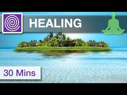30 Minute Healing Meditation Music ☮☮ Soothing Music, Soft Music, Relax Mind Body, Healing Music