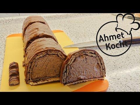 Kinder Bueno XXL | Ahmet Kocht | Schokolade | kochen | Folge 243