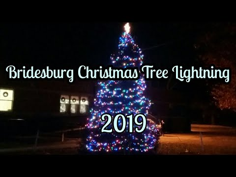Bridesburg's Christmas Tree Lighting 2019