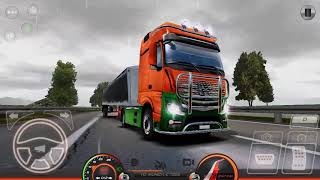 NEW UPDATE Truck Simulator : Europe 2 NEW PAINT Android Gameplay FHD by WandA