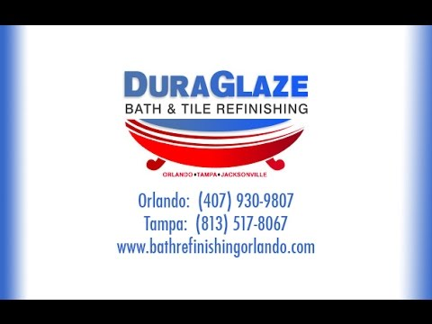 Bath And Kitchen Surface Restoration In Florida ~ Duraglaze, Tampa U0026  Orlando ~ Reglazing Specialists