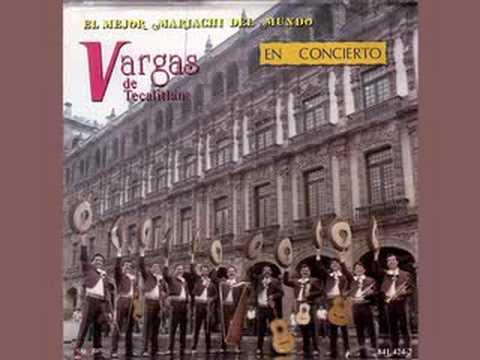 La boda de Luis Alonso par Mariachi Vargas de Tecalitlán