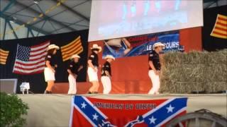 Cavaillon  2015 le concours dimanche Stomp Gang - Jukebox Junkie