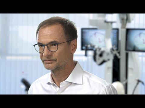 Robotisches Visualisierungssystem – Effizienz für die Mikrochirurgie
