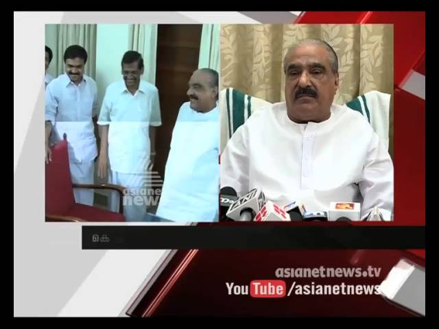 Didn't get justice I deserved: Mani |K M Mani press Meet
