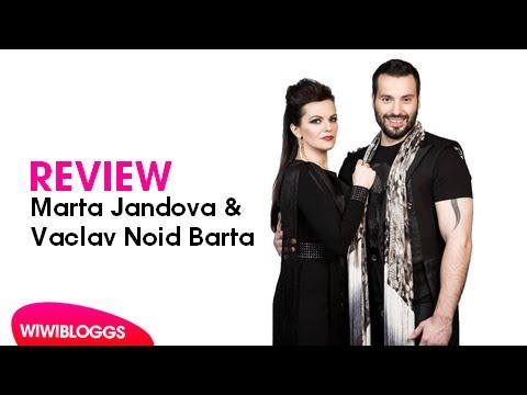 Marta Jandová & Václav Noid Bárta - Hope Never Dies (Review)| wiwibloggs