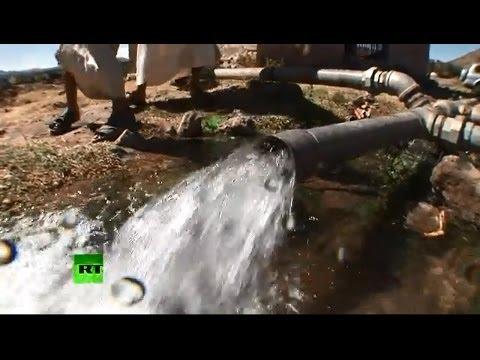 Запасы воды Йемена уходят на выращивание наркотиков
