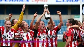 Millwall 0-4 Sunderland - FA WSL | Goals & Highlights