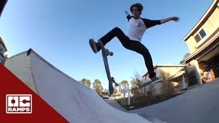 8 Foot Skateboard Quarter Pipe By Oc Ramps