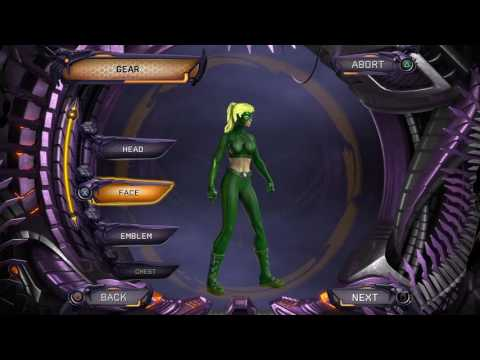 How To Make Artemis (Young Justice) DC Universe Online