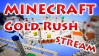 RedCrafting - Стрим - Gold Rush