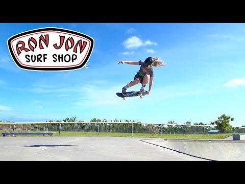 Cocoa Beach Skatepark | Ron Jon Skate Team by NPI Productions