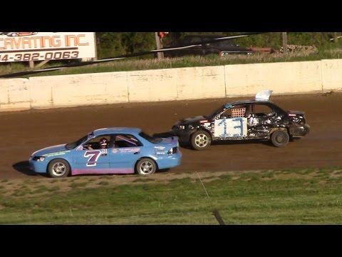 Challenger Heat One | Eriez Speedway | 5-14-17