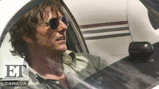 Tom Cruise Partially Blamed In 'American Made' Plane Crash