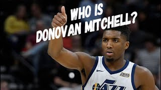 Who is Donovan Mitchell?