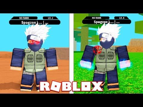Roblox → O MELHOR JOGO DE NARUTO !! - Roblox NRPG: Beyond 🎮