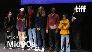 MID90S Cast and Crew Q&A | TIFF 2018