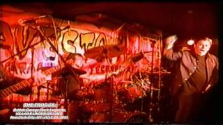 2001 - Garage Rock Legends THE TROGGS - From Home @ Village Underground NYC