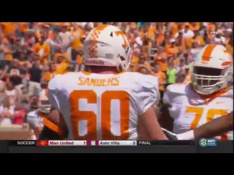 2016 Tennessee Orange and White Game (full game)