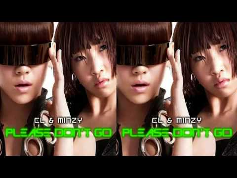 2NE1 CL & Minzy - Please don't Go mp3