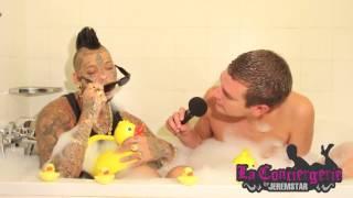 Swaggman dans le bain de Jeremstar - INTERVIEW