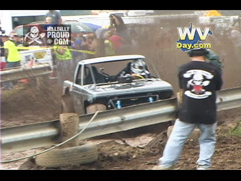 Outlaw Class #1 Awesome Acres Mud Bog Carroll OH July 27 2014