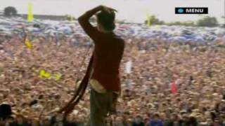 Babyshambles Perform Pipedown Live Glastonbury 2007