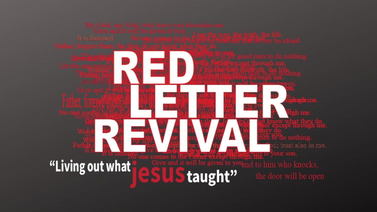 Red Letter Revival.Red Letter Revival