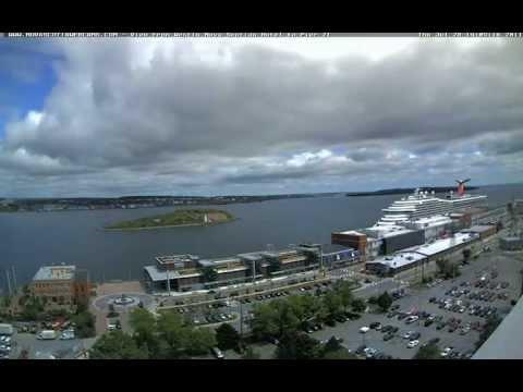 Timelapse: Halifax Harbor