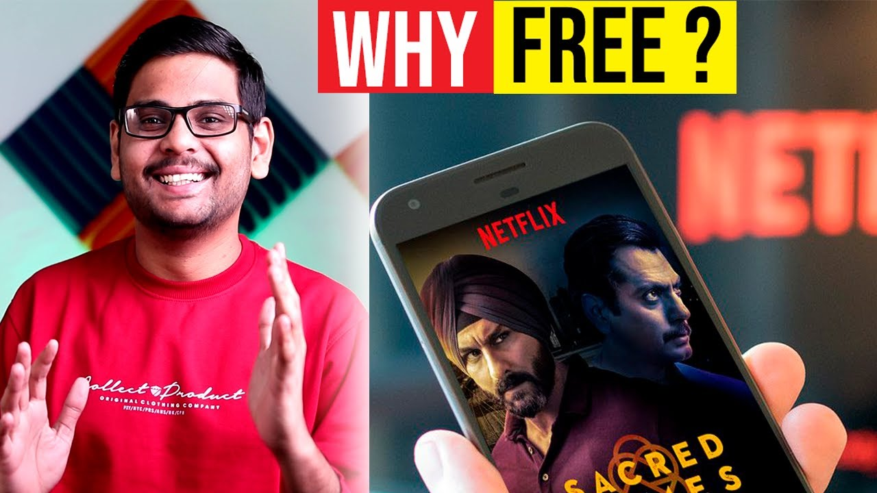Download Why Netflix is Going Free in India? Netflix StreamFest Explained!
