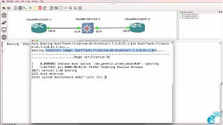 GNS3 Nexus (NX-OSv) switch setup and configuration Part 1: GNS3 switching options Part 12