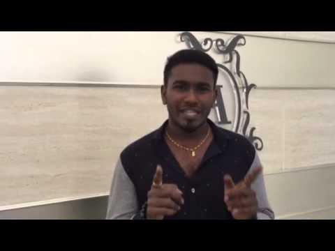 """Baskkaran ( Chackz Media ) talking about """"YAAR IVALLO"""" by Omkar Pilaithirutham"""
