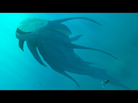 WORLD'S BIGGEST SEA MONSTER! (Subnautica #3)