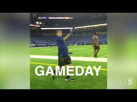 Indianapolis Colts Ball Boy Forced To Retire From The Game