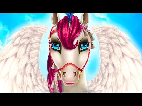 СКАЗКА про ВОЛШЕБНЫХ ЛОШАДОК игровой мультик развлекательное видео для детей про лошадей #ПУРУМЧАТА